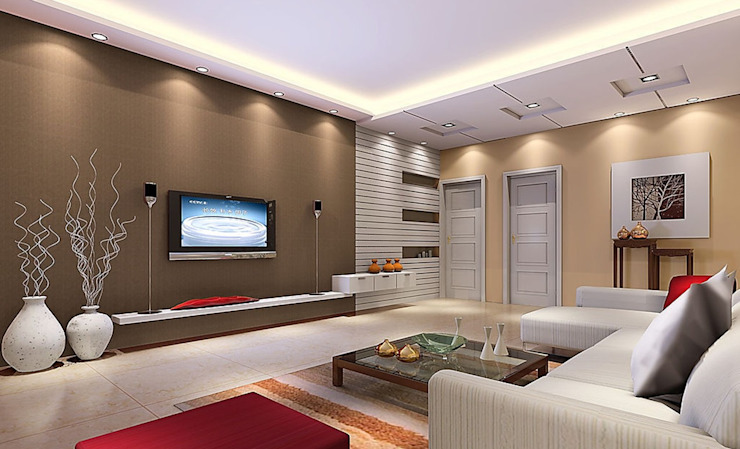 Interior House Construction Design